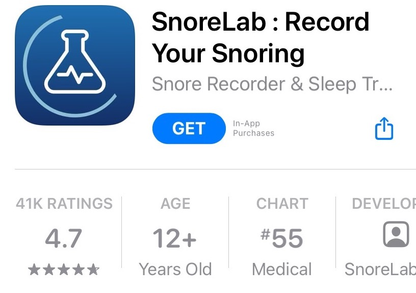 snorelab - Sleep tracking apps